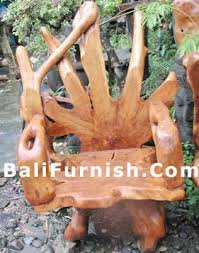 Handmade Wooden Outdoor Furniture by Direct From Java Indonesia Teak Root Furniture Wooden Outdoor