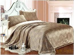 King Size Silk Comforter Brown King Size Duvet Cover Brown Paisley Luxury Silk Satin