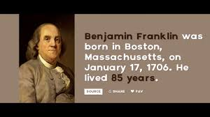 biography facts about benjamin franklin 26 facts about benjamin franklin youtube