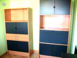 armoire de bureau ikea cheap sign pour bureau with