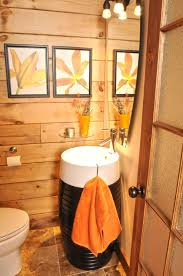 log cabin bathroom ideas log cabin bathroom small cabin bathrooms outhouse themed