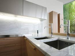 Kitchen With Brown Cabinets Kitchen White Subway Tile Backsplash Austin Singapore Marble