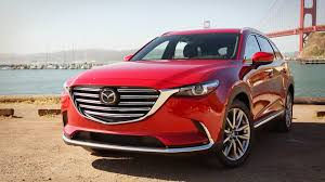 2016 Red Mazda Cx 9 Interior Exterior And Drive Youtube