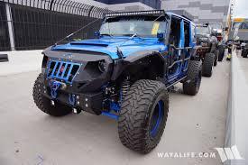 jeep commando 2016 2016 sema bedrug jeep jk wrangler unlimited