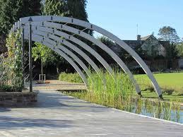 Modern Pergola Plans by Modern Garden Pergola Modern Gazebo Je Moderne Garden Ideas