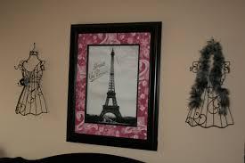 unique pink paris themed bedroom gorgeous paris themed bedroom