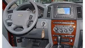 2005 Grand Cherokee Interior 2006 Jeep Grand Cherokee Review Cnet