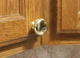 how to install knobs on kitchen cabinets cabinet knobs and handles professionally installed