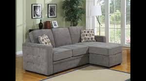 Reversible Sectional Sofa 2 Pc Lucas Charcoal Fabric Upholstered Sectional Sofa With