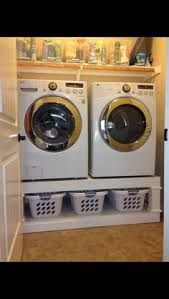 Cheap Washer Pedestal Diy Laundry Pedestal Laundry Rooms Laundry And Organization Ideas