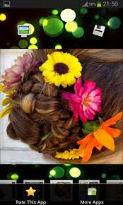 flower decoration for hair free decorate hair with flowers apk for android getjar