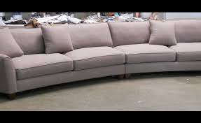 sofa semi circular sectional sofas winsome semi round sectional