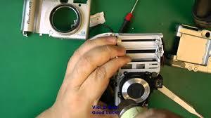 3a09 reparatur kameras canon powershot a95 ccd umtausch camera