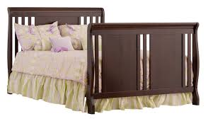 Convertible Crib Bed by Storkcraft Verona Fixed Side Convertible Crib