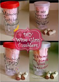 how to personalize a wine glass condo blues diy personalized insulated wine glass tumblers