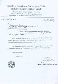 Confirmation Of Appointment Letter Sample Experience Certificate 1 638 Jpg 638 881 Company Docs Appointment