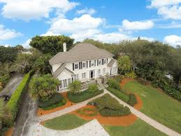 1928 colonial intracoastal tropical estate florida luxury homes