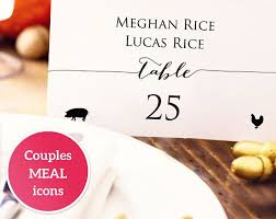 place setting template printable place card template wedding