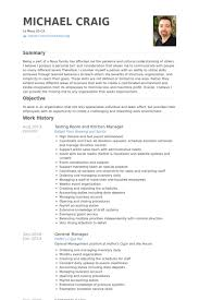 Kitchen Staff Resume Sample by University Staff Resume Professional Resumes Sample Online