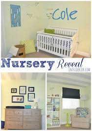 modern baby boy nursery paper airplane nursery nursery reveal
