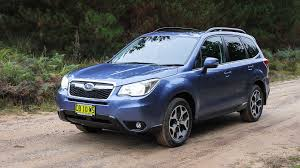 2016 subaru forester lifted subaru forester ts coming to australia sti tuned suv locked in