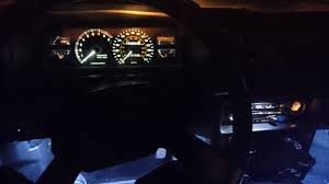 Dashboard Lights Not Working Dash Climate Control And Running Lights Not Working U2013 Mr2 Run