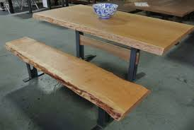 Bench Supports Metal Bench Supports As Table Legs Images With Astounding Flat