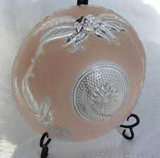Vintage Ceiling Light Covers Vintage Dome Style Ceiling Light Cover Shade Design Ceiling