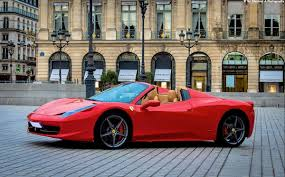 rent a 458 rent a luxury car rent a 458 italia spider in with