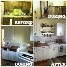 Diy Kitchen Cabinets Doors Low Cost Kitchen Cabinet Updates At The Home Depot Of Doors
