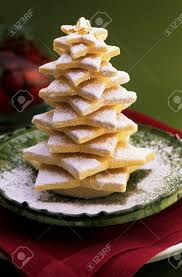 shortbread christmas trees rainforest islands ferry