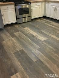 you can install isocore multi width vinyl plank flooring in