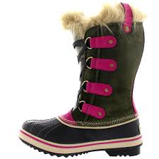 boots uk waterproof unisex youth sorel tofino fur lined waterproof winter