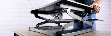 Electric Sit Stand Desk by Height Adjustable Standing Desk Uplift Desk