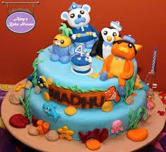 octonauts birthday cake octonauts birthday cake s bake house
