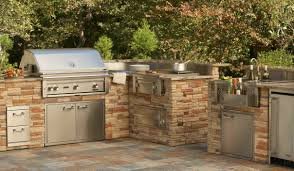 Cheap Outdoor Kitchen Ideas Viking Outdoor Kitchen Inspirations Including Grills Images Trooque