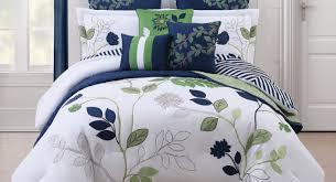 Navy Blue And White Crib Bedding by Gratify Lime Green And White Crib Bedding Tags Green And White