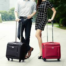 travel luggage images 16 universal wheels trolley luggage commercial small luggage jpg
