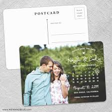 calendar save the date charming calendar save the date postcards