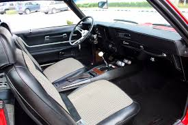 1969 camaro center console 1969 chevrolet camaro rs ss stock 69rsss396 for sale near