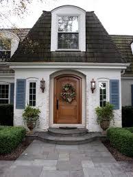 Brick Exterior Home Ideas  Design Photos Houzz - Home design exterior ideas