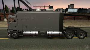 kenworth chassis k100 long frame for euro truck simulator 2