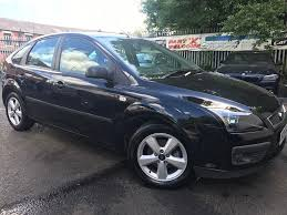 used ford focus hatchback 1 6 zetec climate 5dr in rochdale