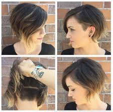 uneven bob for thick hair 50 sensational asymmetrical bob haircuts for thick hair style