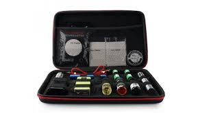 Authentic Coil Master Vape Pouch authentic coil master kbag multi functional convienent bag vape