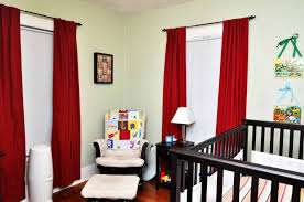 Room Darkening Curtains For Nursery Home Design Ideas Blackout Curtains Nursery Homesfeed Blackout