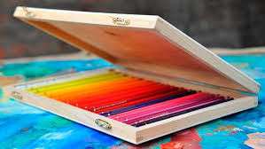 pencil boxes pegasus supplies wooden pencil box for storage 9 99