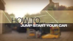 help u0026 advice how to jump start a car guide video