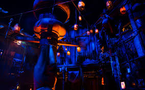 What Is The Original Name For Halloween Universal Orlando Close Up Four Horrific Original Houses
