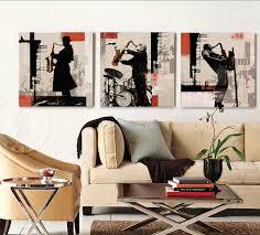 home decorating wall art rock jazz saxophone performances home decor wall art canvas art